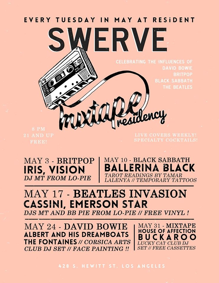 swerve resident residency
